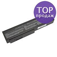Батарея Asus M50, M51, M70, X57, X55S, G50, L50, N61 Series, 11,1 V 5200 mAh, A32-M50, черный
