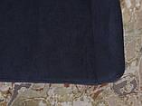 Кресло - банкетка BARCELONA (131х61х81 см) текстиль темно-синий Nicolas, фото 3