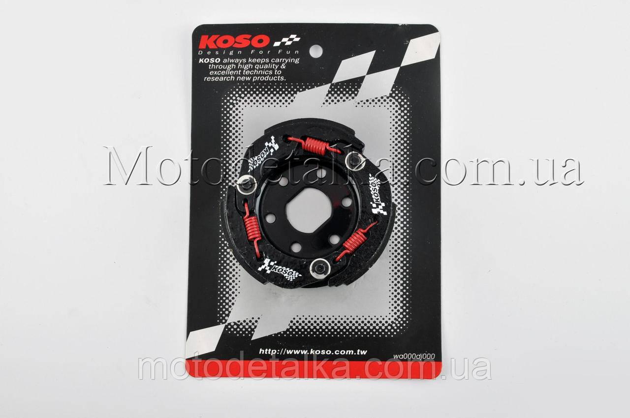 Колодки сцепления (тюнинг) Honda DIO, TACT, LEAD 50 KOSO