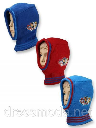 Шапка-шлем для мальчиков Paw Patrol