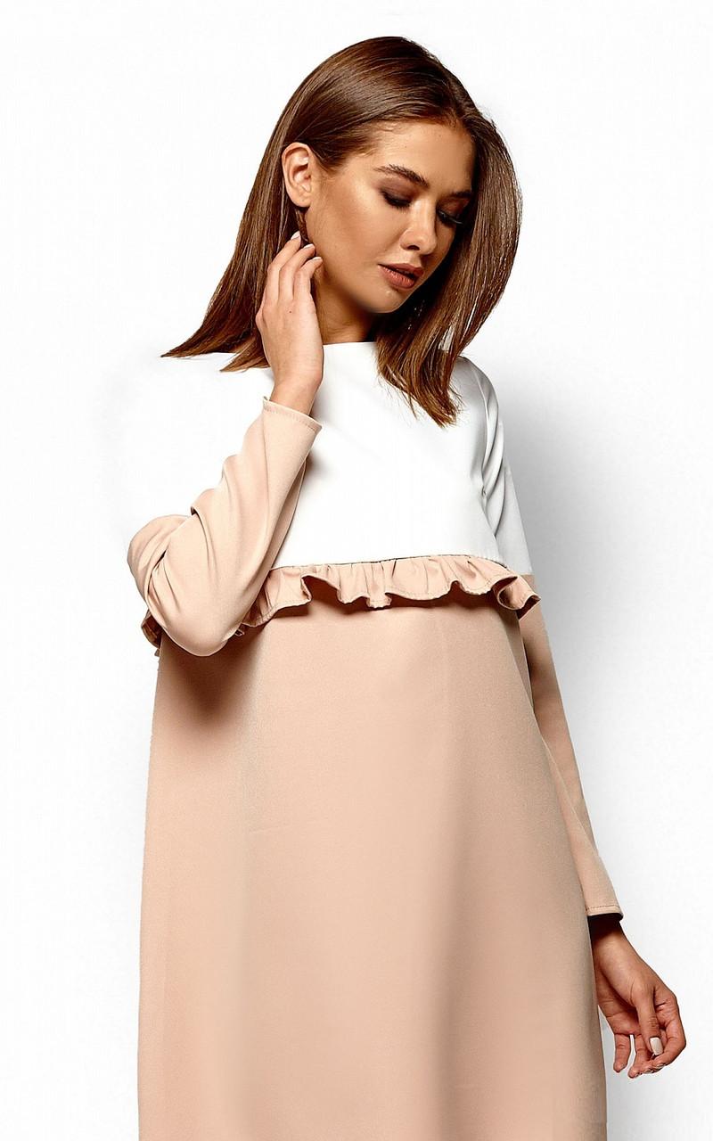S | Стильне плаття вільного крою Vanessa