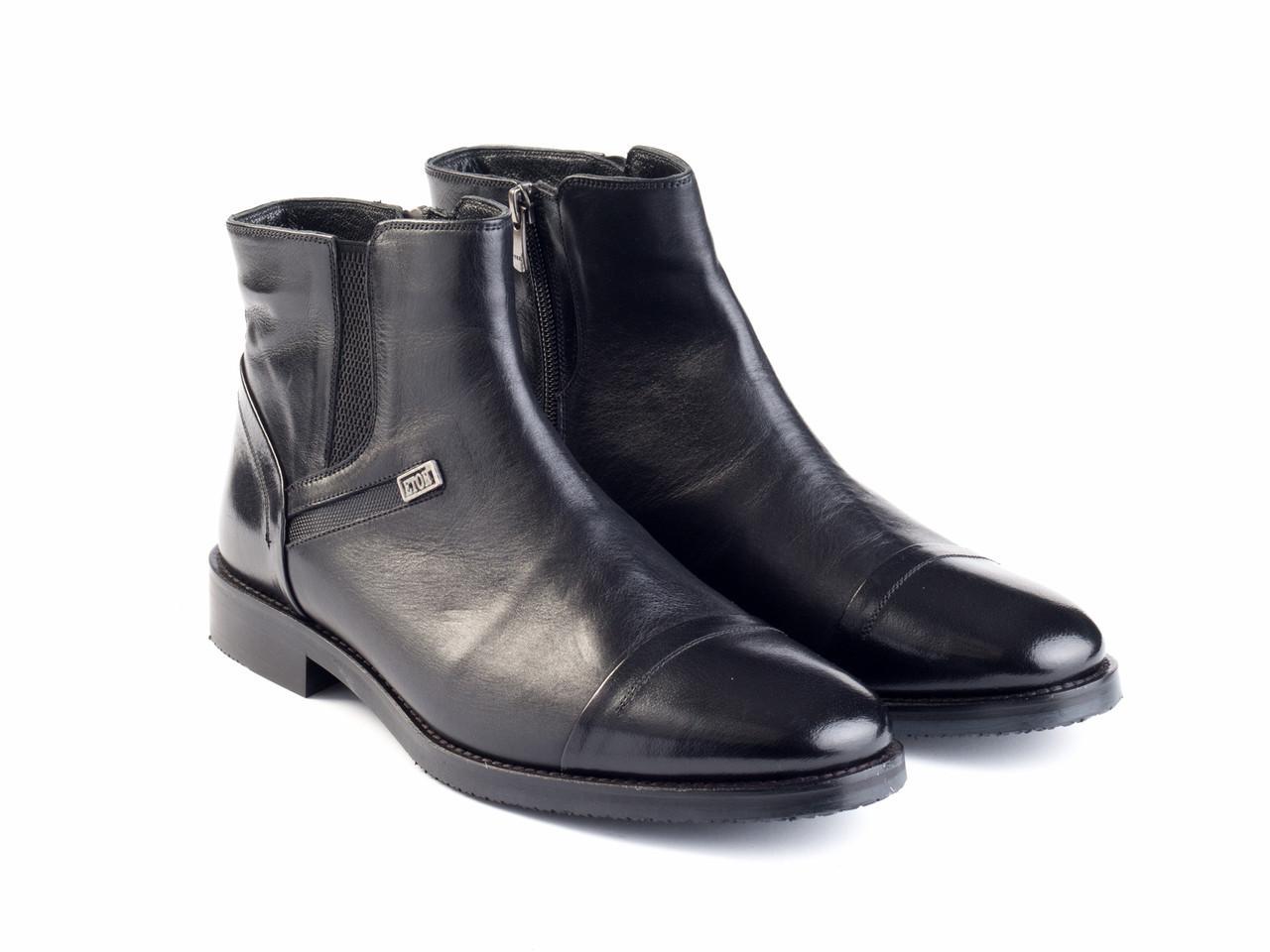 Ботинки Etor 13985-72-66 43 черные