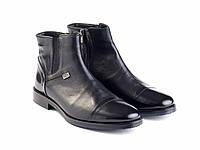 Ботинки Etor 13985-72-66 43 черные, фото 1
