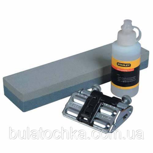 Набор для заточки стамесок и ножей рубанков STANLEY 0-16-050