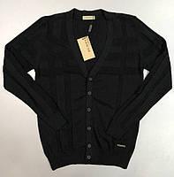 Кофта мужская Burberry D4583 черная