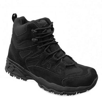 Ботинки тактические MIL-TEC Демисезон TROOPER SQUAD 5 Черные, фото 2