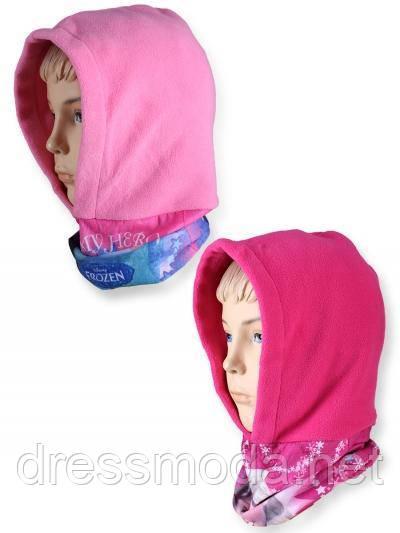 Шапка-шлем для девочек Frozen