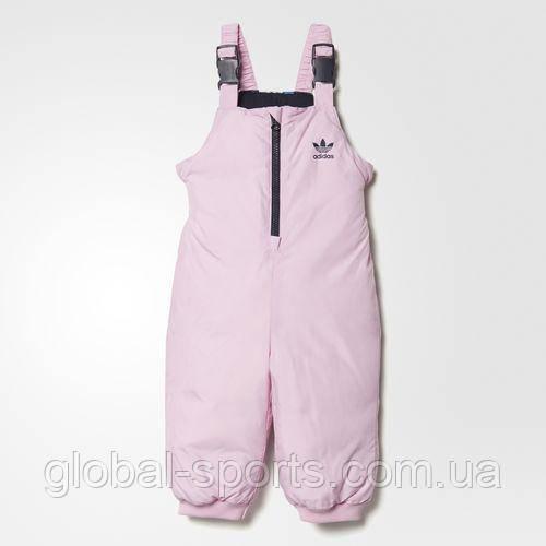 Детский зимний полукомбинезон Adidas Snow K(Артикул:BQ4441)