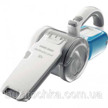 Пылесос аккумуляторный BLACK+DECKER PV1020L