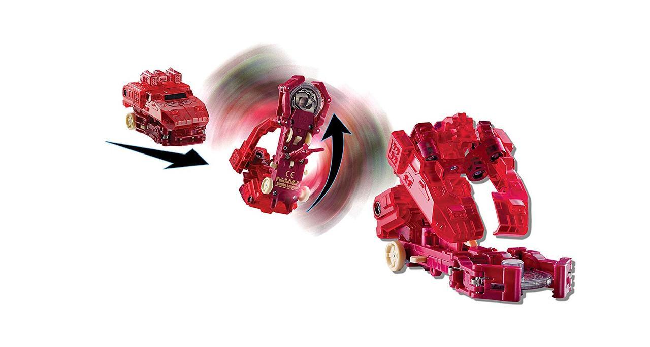 Машинка-трансформер Screechers Wild L2 Манкиренч