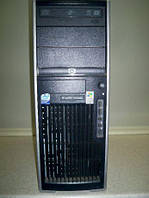 Системный блок HP xw4400 Workstation/ DDR 2/RAM 2GB/HDD 160GB Б/У