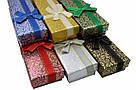 Подарочная коробочка под браслет или цепочку Узор 21*4,2*2 см, фото 4