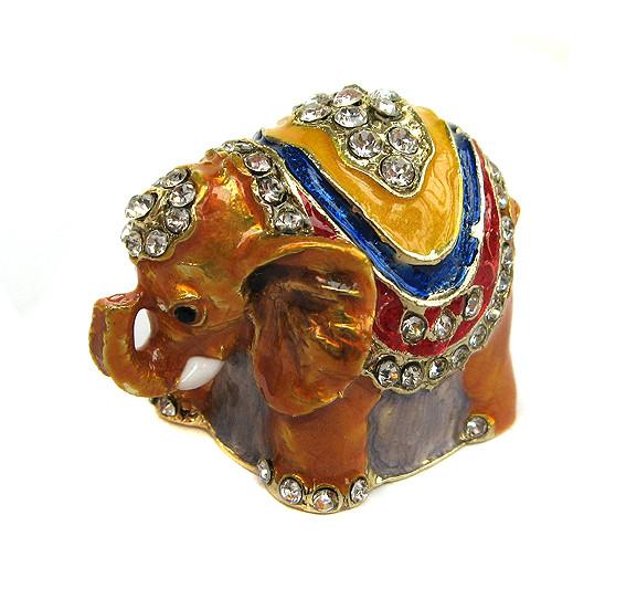 Наперсток декоративный Слоник