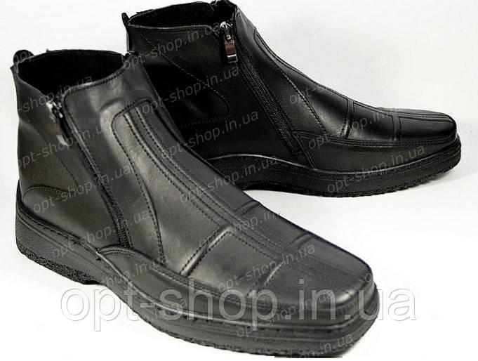 Ботинки мужские зимние комфорт