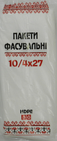 Пакет фасовка Орнамент 10*27