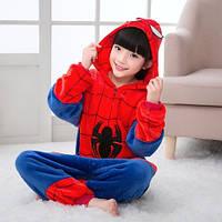 Кигуруми Человек Паук / Спайдермен рост 130-140 см