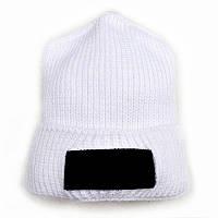 Модная зимняя шапочка на флисе. Польша, фото 1