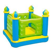 """Детский надувной игровой батут """"Замок"""" Intex 48257"""