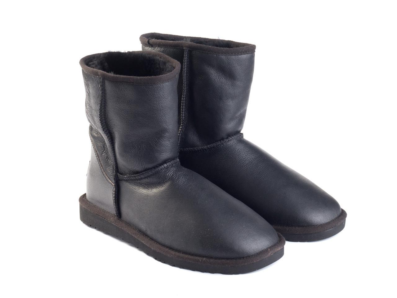 Угги Pegia 111001 45 черные