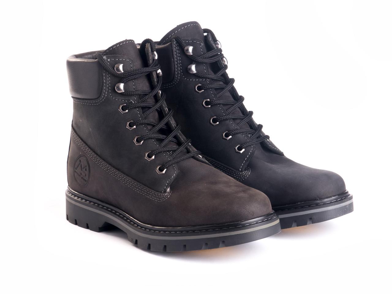 Ботинки Etor 9916-4004 45 черные