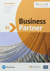 Business Partner B1 Coursebook and MyEnglishLab
