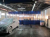 Тент ПВХ водостойкий для СТО, автомойки, цеха и гаража