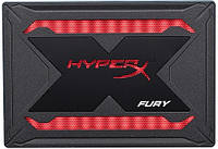 SATA-SSD-TLC 480GB Kingston HyperX Fury RGB (SHFR200/480G)