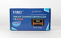 Солнечный контроллер заряда Solar controler 10A LD-510A UKC / контроллер для солнечной панели, фото 1