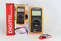 Портативный Цифровой мультиметр DT CM 9601 / тестер