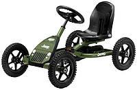 Веломобиль Jeep Junior Pedal Go-kart