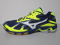 Мужские волейбольные кроссовки ( 47р 31см ) Mizuno WAVE BOLT 5 (V1GA1660-02) (оригинал), фото 1