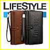 Новое мужское портмоне клатч кошелёк Baellerry Guero