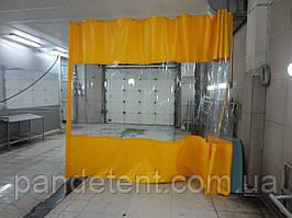 ПВХ шторы для зонирования помещений