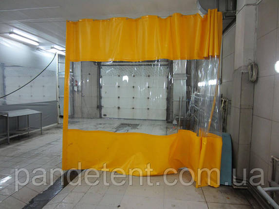 ПВХ шторы для зонирования помещений, фото 2