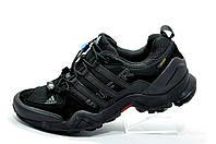 Треккинговые кроссовки в стиле Adidas Terrex Fast r Gore-Tex, Black
