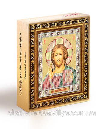 Набор для вышивания бисером икона Господь Вседержитель, фото 2