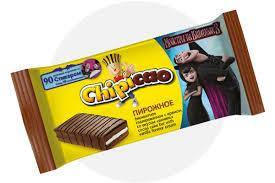 Бисквит Chipicao Chipita 64г. какао, фото 2