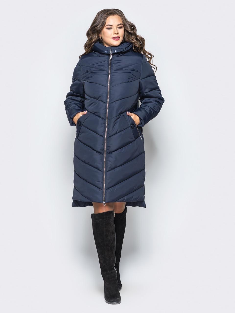 5d04ea7fbfd Куртка зимняя женская - Остров модной одежды в Винницкой области