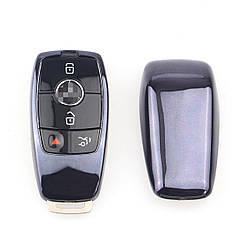Полиуретановый чехол на ключа Mercedes A,AMG GT,B,C,Citan,CLA,CLC,CL,CLK,CLS,E,G,GLA, GLC,GL,GLE,GLK,GLS,M,R,S