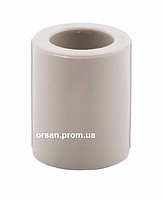 Муфта 20 полипропилен Alfa Plast