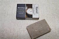 Натуральное мыло с солью Мертвого моря  для лица и волос