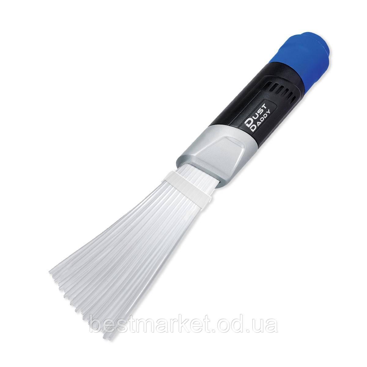 Универсальная Насадка на Пылесос для Удаления Пыли Dust Daddy