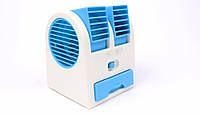 Мини-кондиционер / вентилятор / охладитель воздуха  Mini Fan UKC HB-168