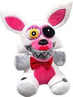 Мягкая плюшевая игрушка 5 ночей с Фредди Фантом Кошмарный Мангл 25 см. Аниматроники.