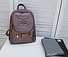 """Женский рюкзак городской, стильный, """"Chanel"""", 059035"""