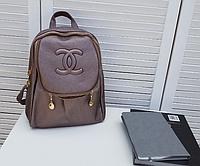 """Женский рюкзак городской, стильный, """"Chanel"""", 059035, фото 1"""