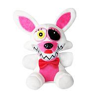 Мягкая игрушка 5 ночей с Фредди Фантом Кошмарный Мангл 16 см. Аниматроники.