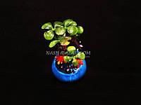 Роскошный ночной светильник «букет цветов 2342» на светодиодах – оригинальный дизайн, контроль освещения