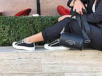 Стильные женские кеды Christian Dior (реплика), фото 1