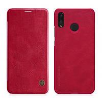 Чехол книжка Nillkin Qin Leather Case для Huawei P Smart+ (nova 3i)
